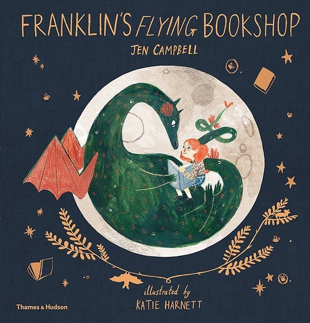 Franklin's Flying Bookshop
